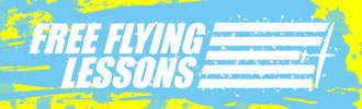 FREE FLYING LESSONS