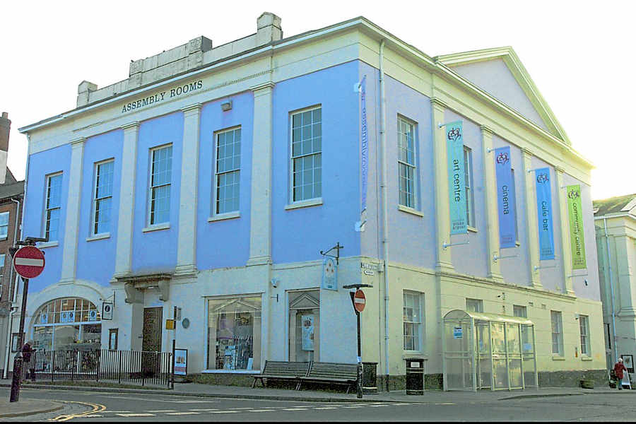 Assembly Rooms Ludlow