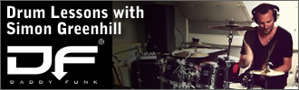 Drum Lessons with Simon Greenhill