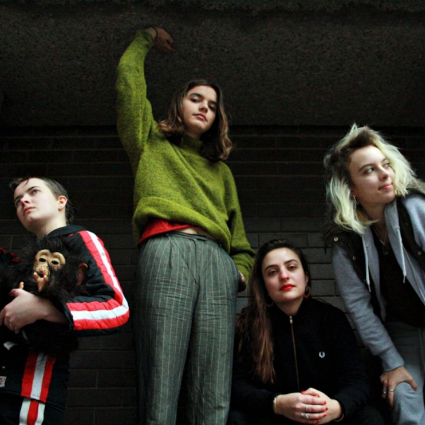Goat Girl Hare and Hounds gig rescheduled