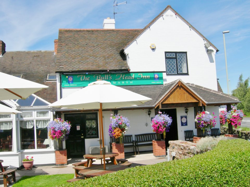 Bulls Head Inn at Chelmarsh