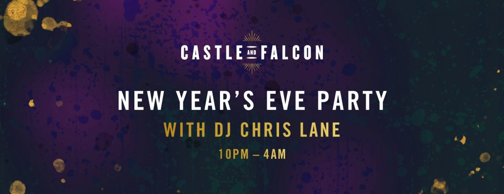 Castle and Falcon NYE