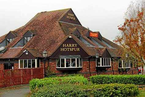 Harry Hotspur (Shrewsbury)