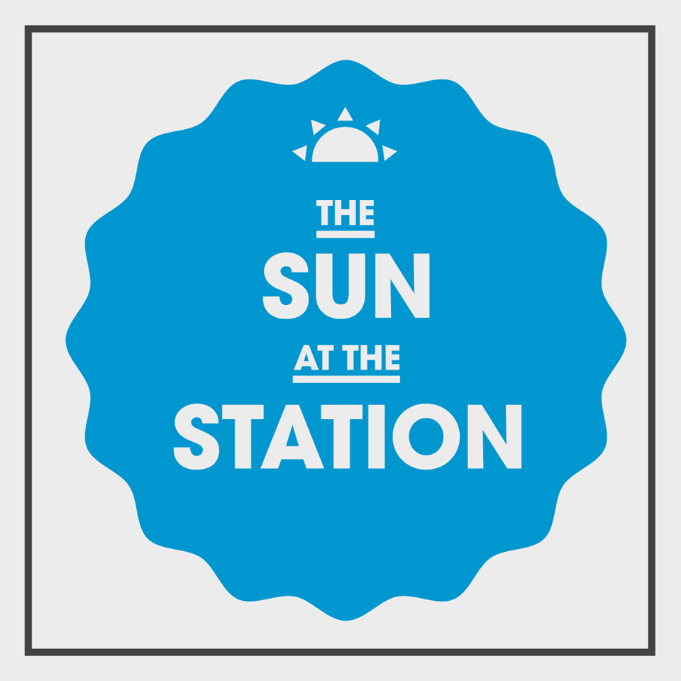 Sun at the Station