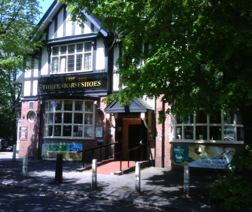 Three Horseshoes Stirchley
