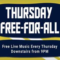 Thursday Free-For-All