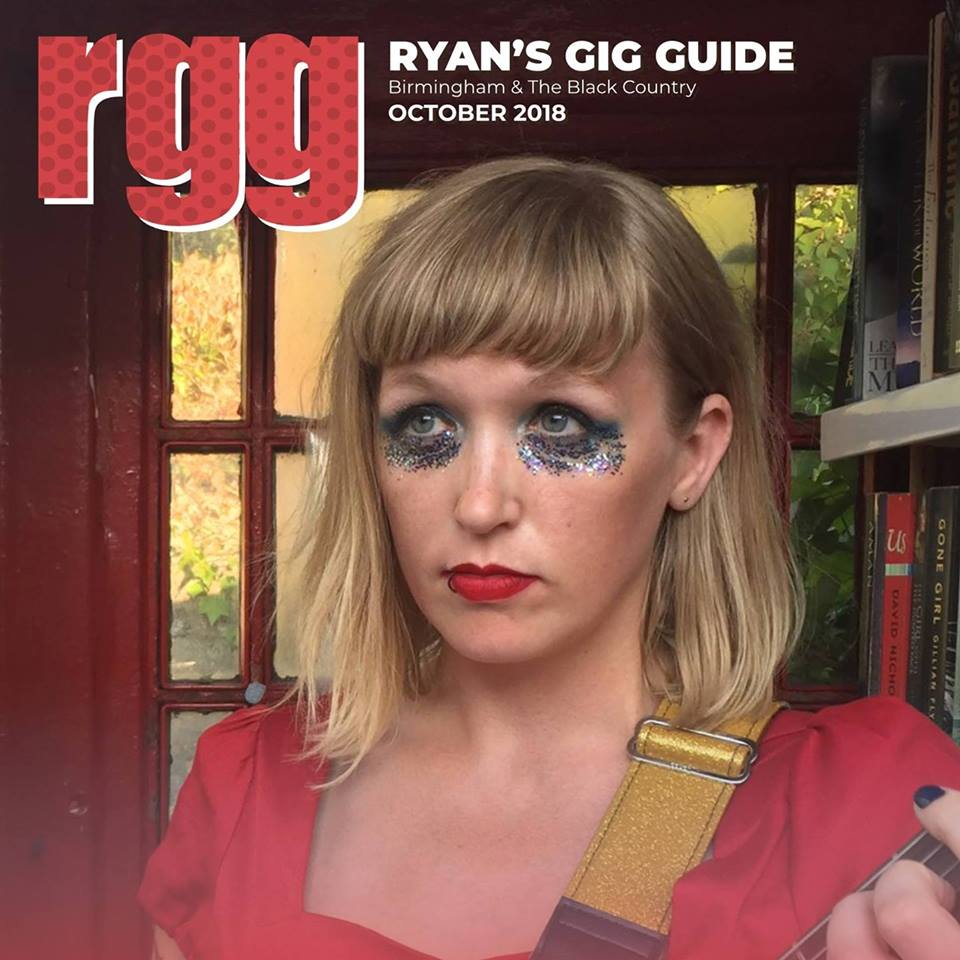 Ryans Gig Guide October issue