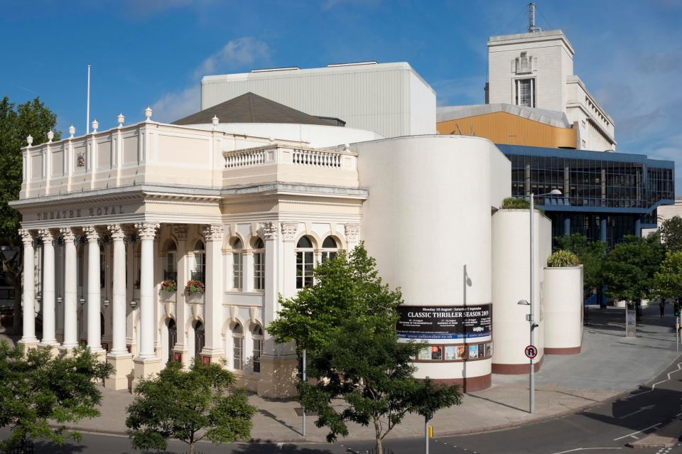Theatre Royal Concert Hall Nottingham